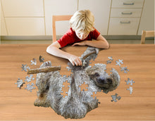 Load image into Gallery viewer, 100 piece Madd Capp Puzzle Jr.: I AM Lil SLOTH