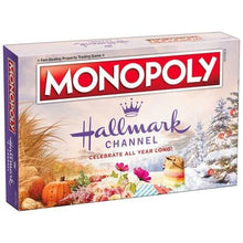 Load image into Gallery viewer, Hallmark Channel Monopoly
