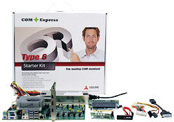 COM Express Type 6 Starter kit