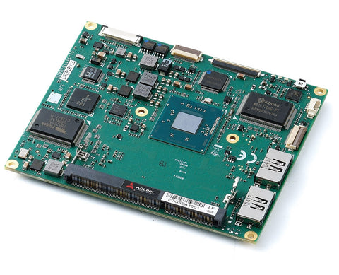 ETX Module with Intel® Atom™ Processor E3800 Series SoC (codename: Bay Trail)