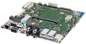 LOTHRON carrier board for Emtrion DIMM Multimedia Modules