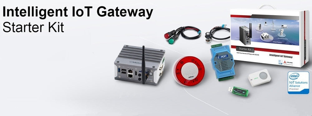 Intelligent IoT Gateway