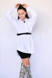 OX SHIRT DRESS