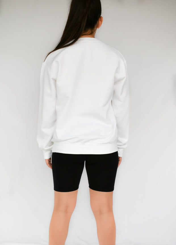 BH SWEATSHIRT BIKE SHORT SET