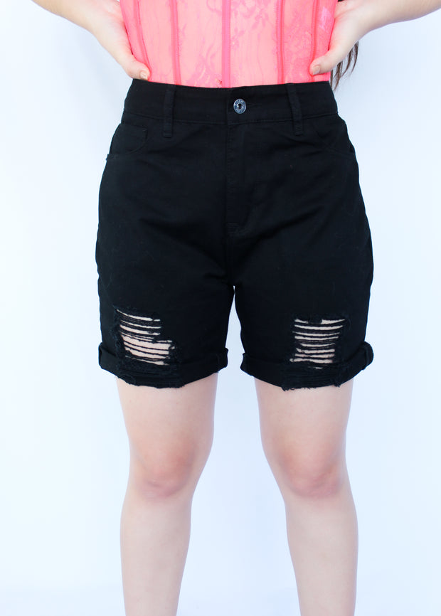 BF DENIM SHORTS - Nouveau Marketplace