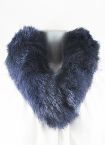 Small Fox Fur Collar
