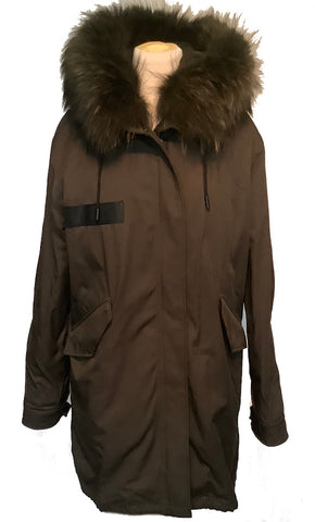 Luxury Parka Coat