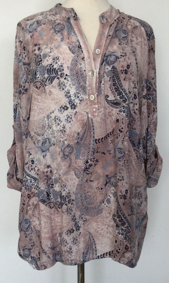 Lovely Printed Overshirt