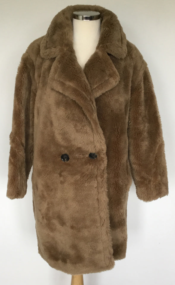 'Teddy Bear' Coat