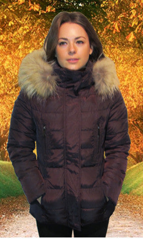Down Filled Jacket by COZI and Marie-S