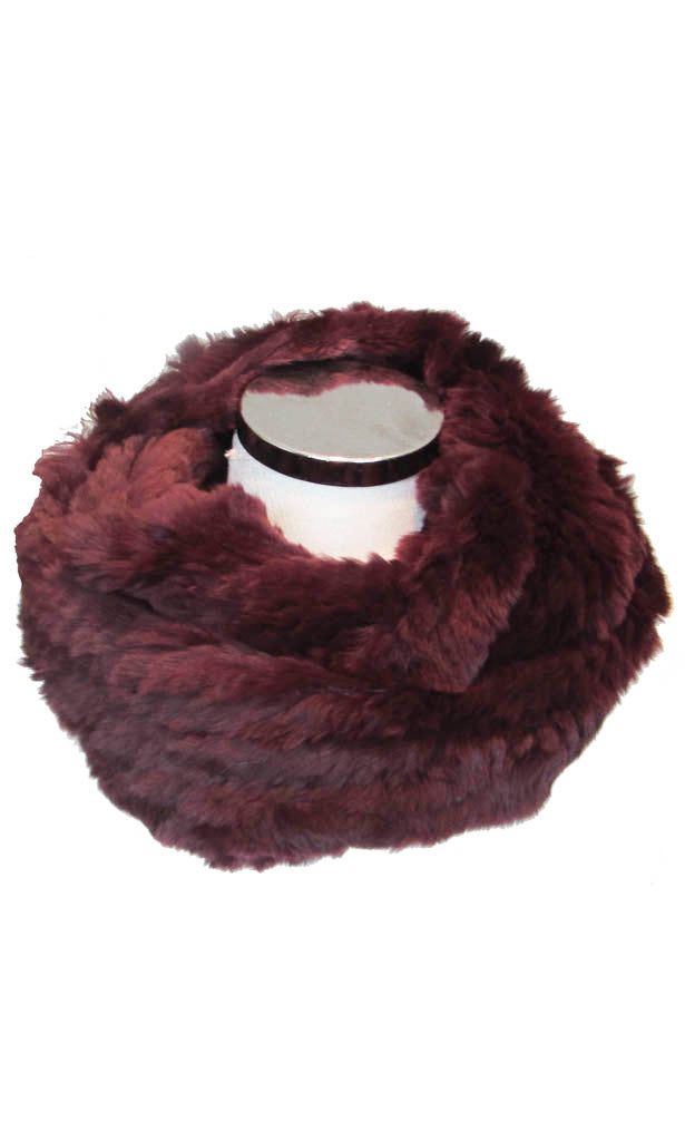 Fur Eternity Scarf