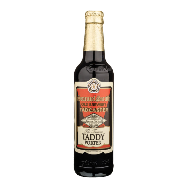 SAMUEL SMITH TADDY PORTER 355 ml - CebadaMalteada
