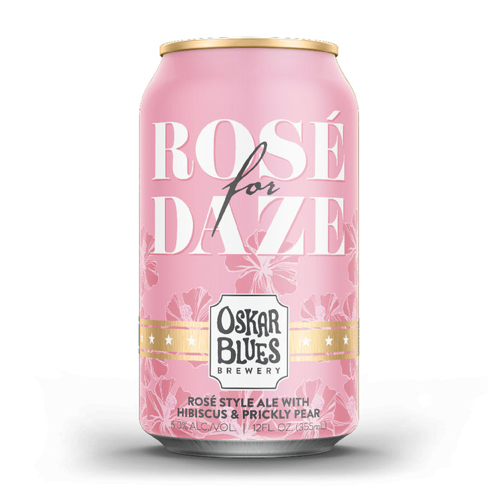 OSKAR BLUES ROSÉ FOR DAZE (LATA) - CebadaMalteada