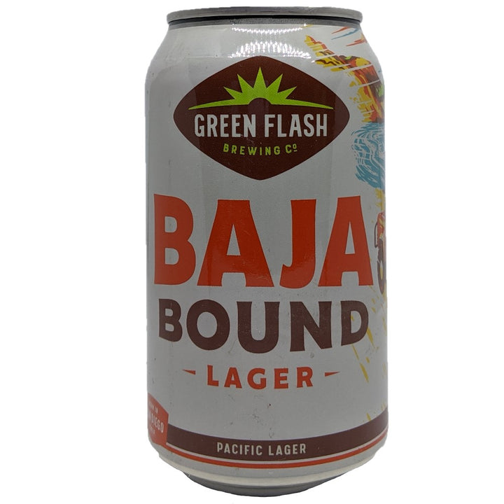 GREEN FLASH BAJA BOUND 12oz - CebadaMalteada