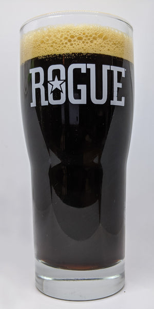 VASO ROGUE INTERNATIONAL BREWHOUSE PINT GLASS - CebadaMalteada