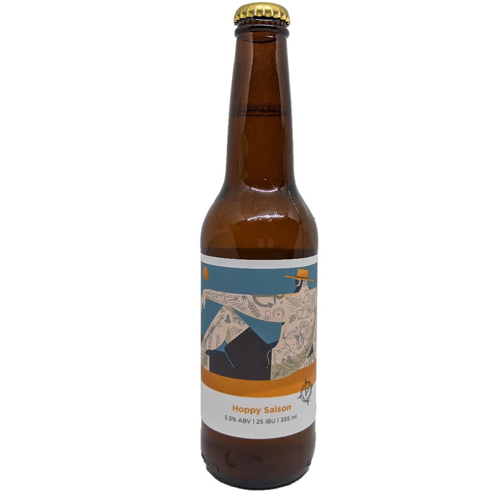 PARACAIDISTA BELGIAN FOR THE BEACH 355 ml - CebadaMalteada