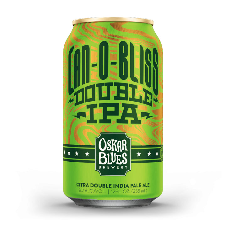 OSKAR BLUES CAN-O-BLISS DOUBLE IPA (LATA) - CebadaMalteada