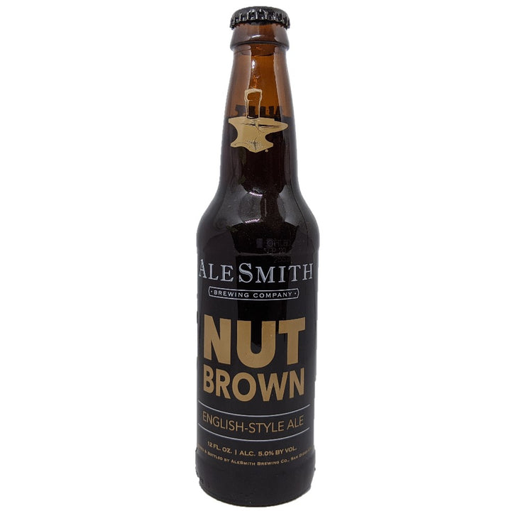 ALESMITH NUT BROWN 12oz BOTELLA - CebadaMalteada