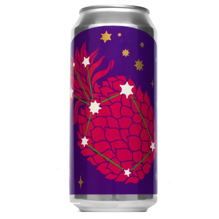 OMNIPOLLO PINEAPPLE PIZZA SPACE COOKIE (LATA) - CebadaMalteada