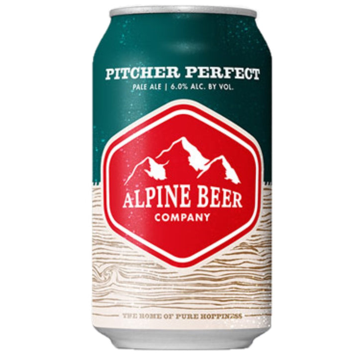 ALPINE PITCHER PERFECT 12oz LATA - CebadaMalteada