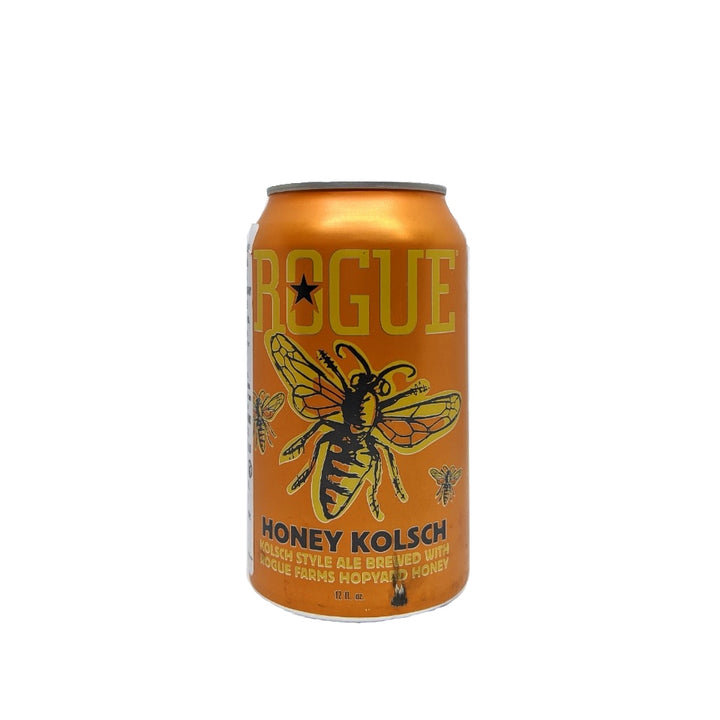 ROGUE HONEY KOLSCH 12oz (LATA) - CebadaMalteada