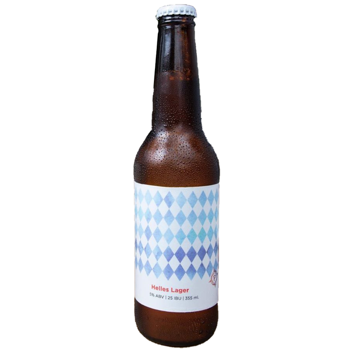 PARACAIDISTA WHAT THE HELLES 355 ml - CebadaMalteada