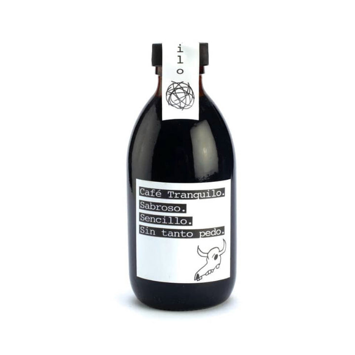 CAFE TRANQUILO. COLD BREW CONCENTRADO. 25O ML - CebadaMalteada