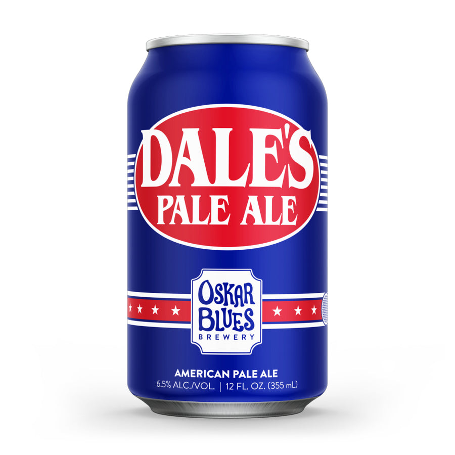 OSKAR BLUES DALE'S PALE ALE (LATA)
