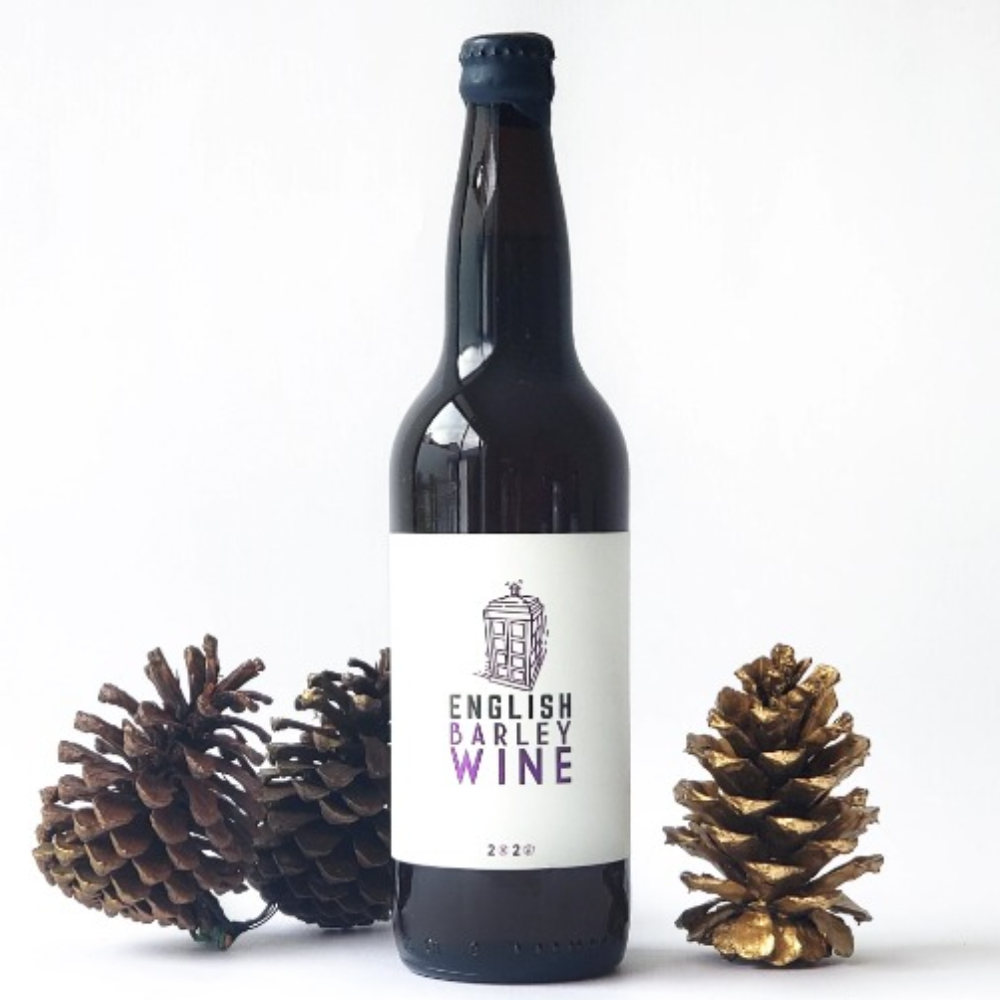 CYPREZ ENGLISH BARLEY WINE CON PILONCILLO 655 ml - CebadaMalteada
