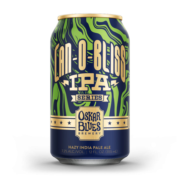 OSKAR BLUES CAN-O-BLISS IPA (LATA) - CebadaMalteada