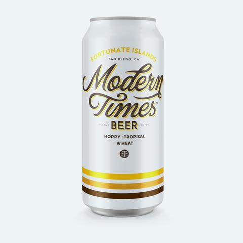 MODERN TIMES FORTUNATE ISLANDS 16oz (LATA) - CebadaMalteada