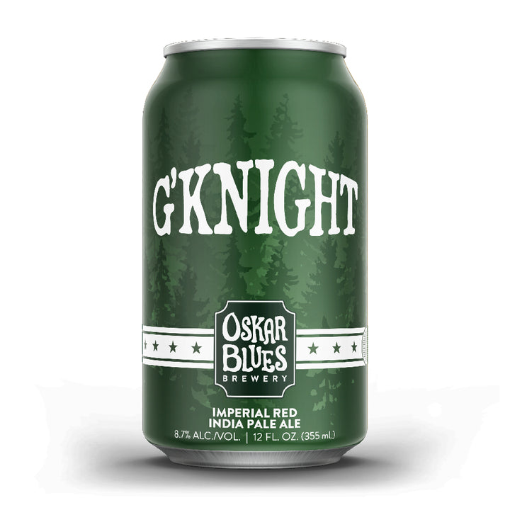 OSKAR BLUES G'KNIGHT (LATA) - CebadaMalteada