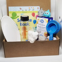 Messy Play in a Box