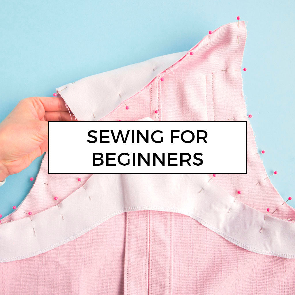 Sew with our easy patterns for beginners by Tilly and the Buttons
