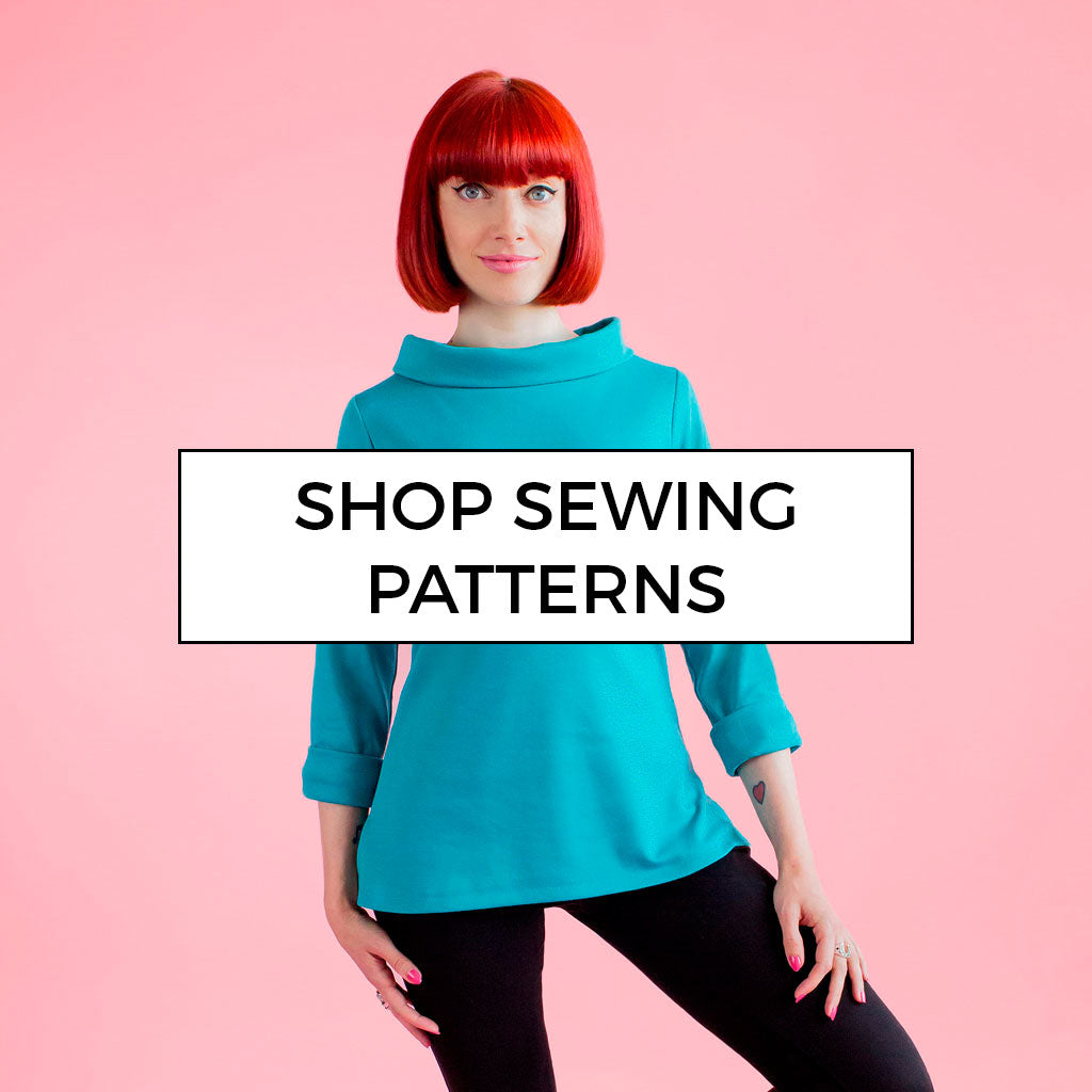 Shop our beautiful sewing patterns, perfect for the modern dressmaker - by Tilly and the Buttons