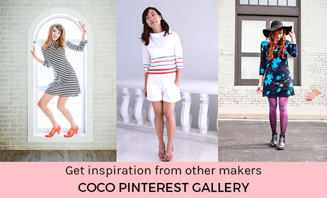 Coco Pinterest gallery