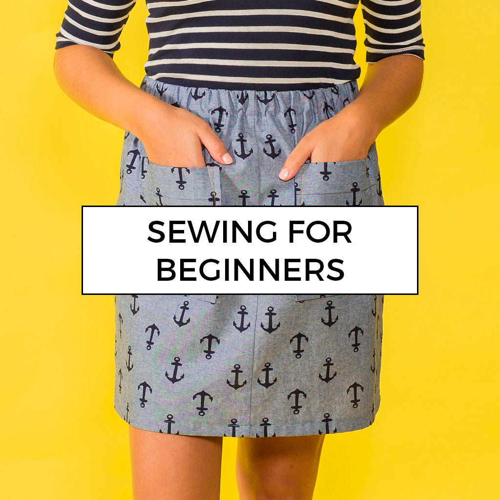 Easy sewing patterns for beginners by Tilly and the Buttons
