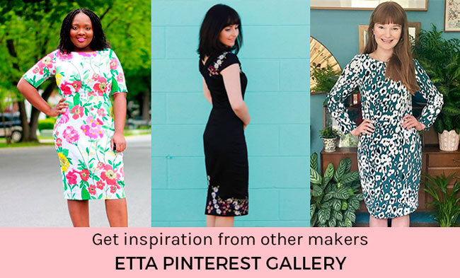 Etta Pinterest gallery