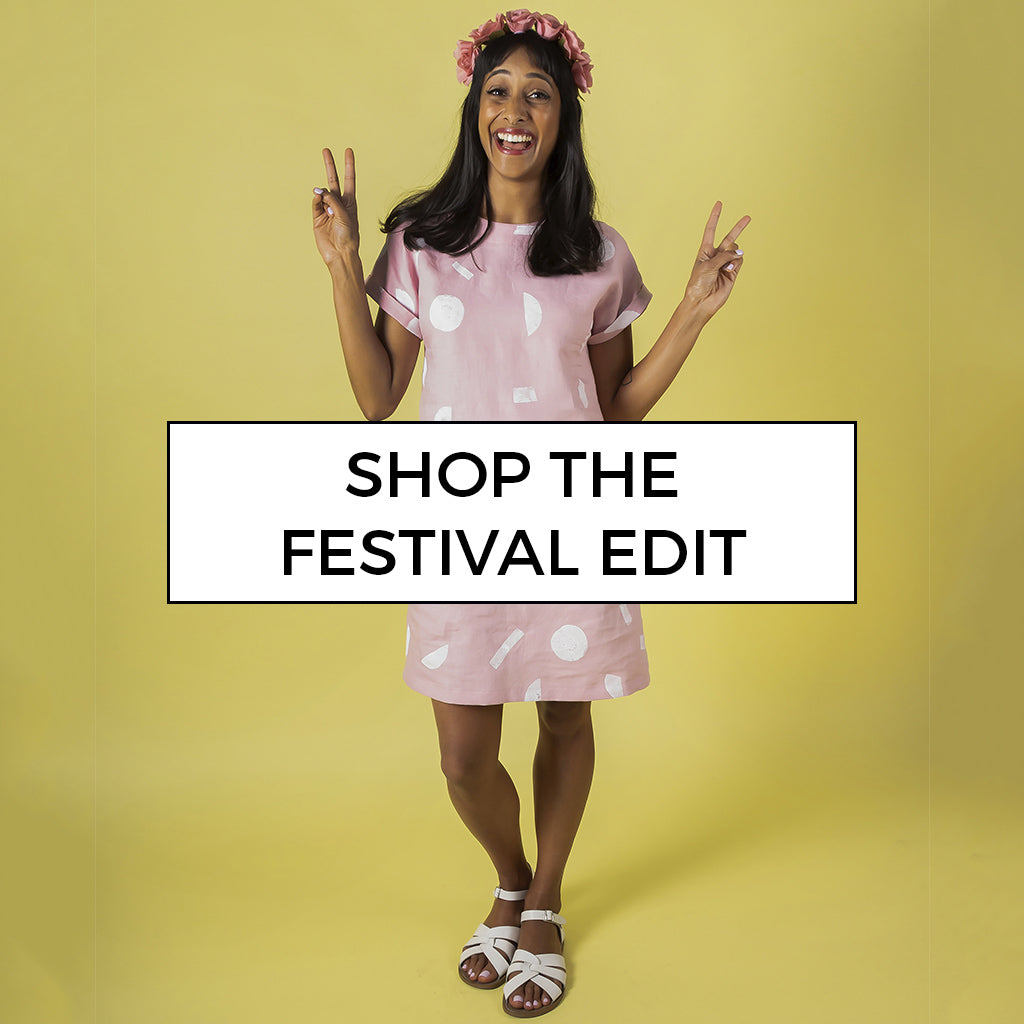 Shop the festival pattern edit