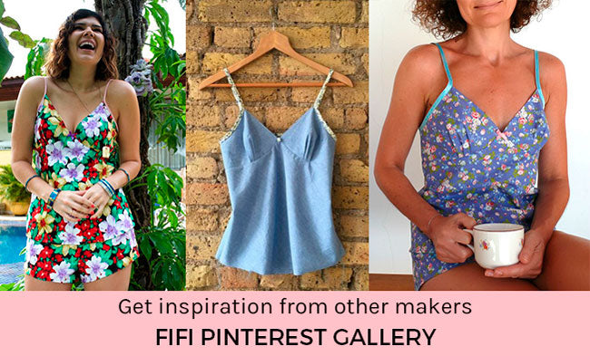 Fifi Pinterest gallery
