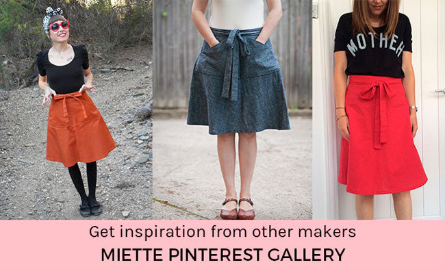 Miette Pinterest gallery