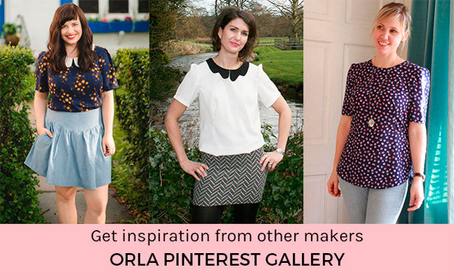 Orla Pinterest gallery