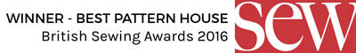 Sew Awards Winner Best Pattern House 2016