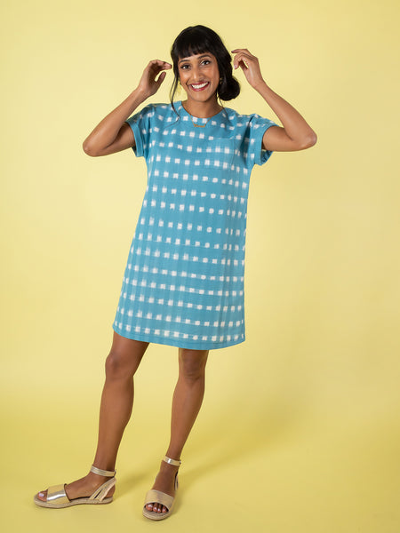 Stevie dress sewing pattern bundle by Tilly and the Buttons