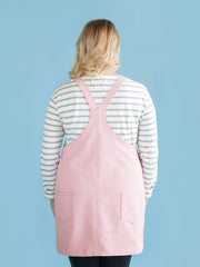 Cleo pinafore & dungaree dress - sewing pattern by Tilly and the Buttons
