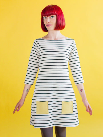 Coco dress or top – speedy sewing pattern by Tilly and the ButtonsCoco dress or top – speedy sewing pattern by Tilly and the Buttons