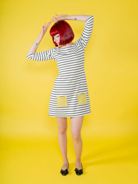 Coco dress or top – speedy sewing pattern by Tilly and the Buttons