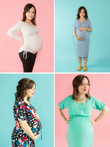 Maternity and nursing sewing patterns - Tilly and the Buttons