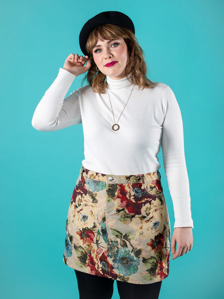 Ness skirt - sewing pattern by Tilly and the Buttons