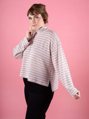 Nora sweater or tshirt - sewing pattern by Tilly and the Buttons